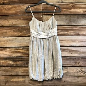 London Times golden lined size 6 dress
